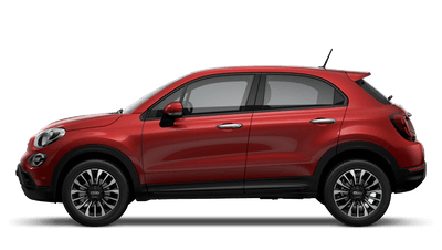 FIAT 500x Cross Look City Cross