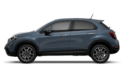 New Fiat 500X Cross Look Cross Plus