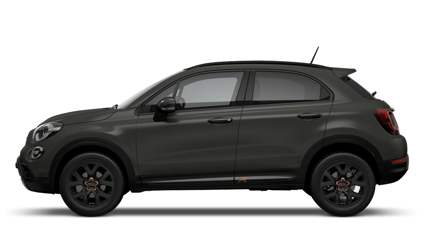 Fiat 500X Cross Look