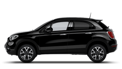New Fiat 500X Cross