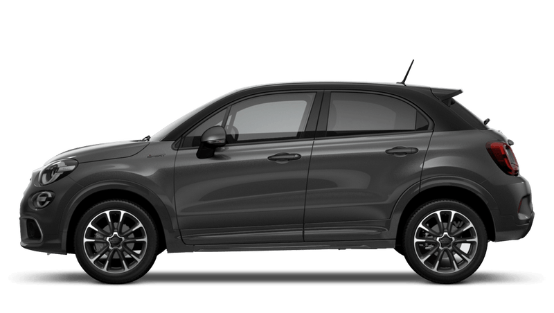 Fashion Grey with Black Roof (Bi-Colour) FIAT 500X Sport