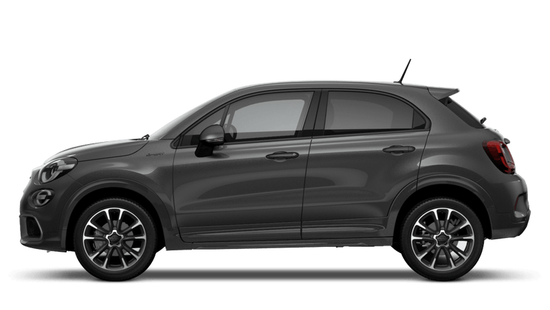 Fashion Grey (Metallic) FIAT 500X Sport