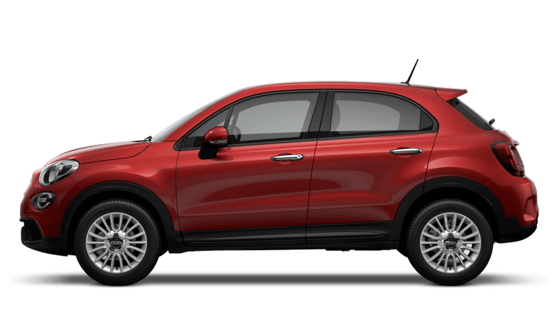 Amore Red (Special) New Fiat 500X Urban Look
