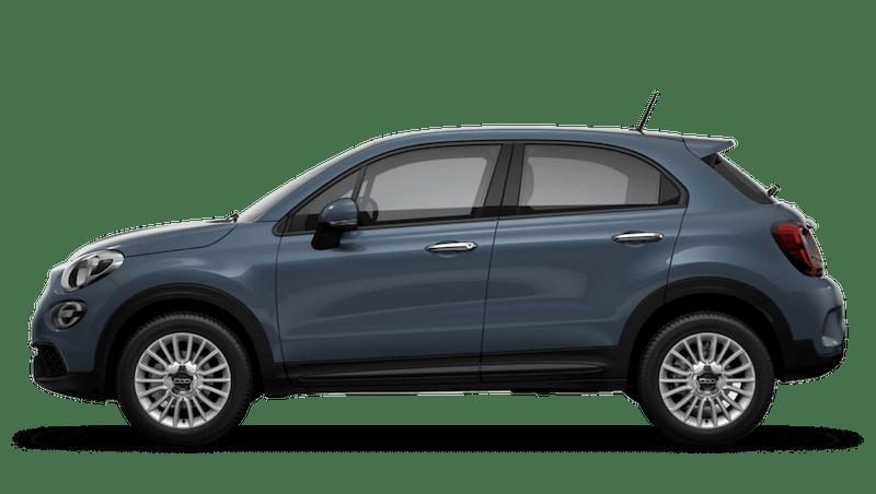 Blue Jeans (Metallic) New Fiat 500X Urban Look
