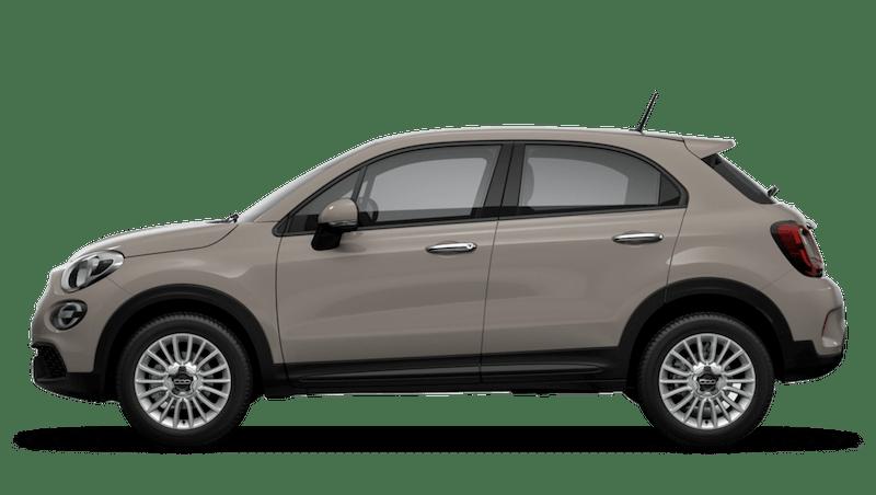 Cappuccino Beige (Pastel) New Fiat 500X Urban Look
