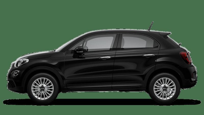 Cinema Black (Pastel) New Fiat 500X Urban Look