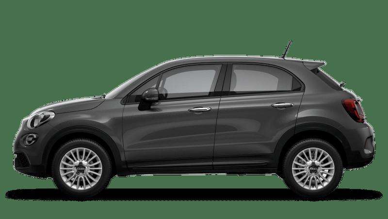 Fashion Grey (Metallic) New Fiat 500X Urban Look