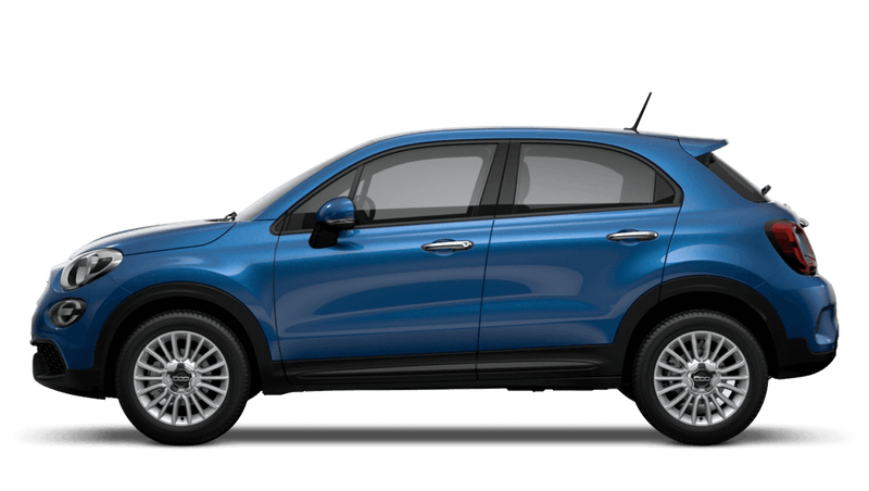 Italia Blue (Metallic) New Fiat 500X Urban Look