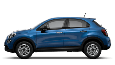 New Fiat 500X Urban Look Urban