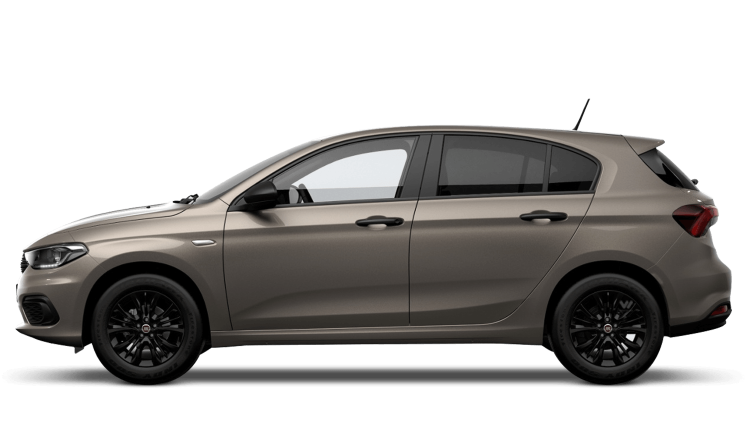 Sand Pearl (Metallic) FIAT Tipo Hatchback