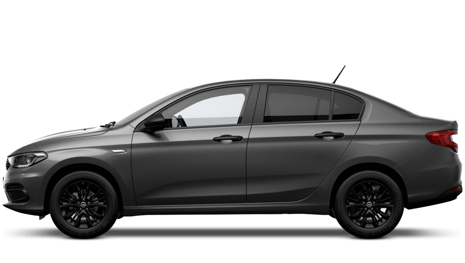 Electroclash Grey (Metallic) FIAT Tipo Saloon
