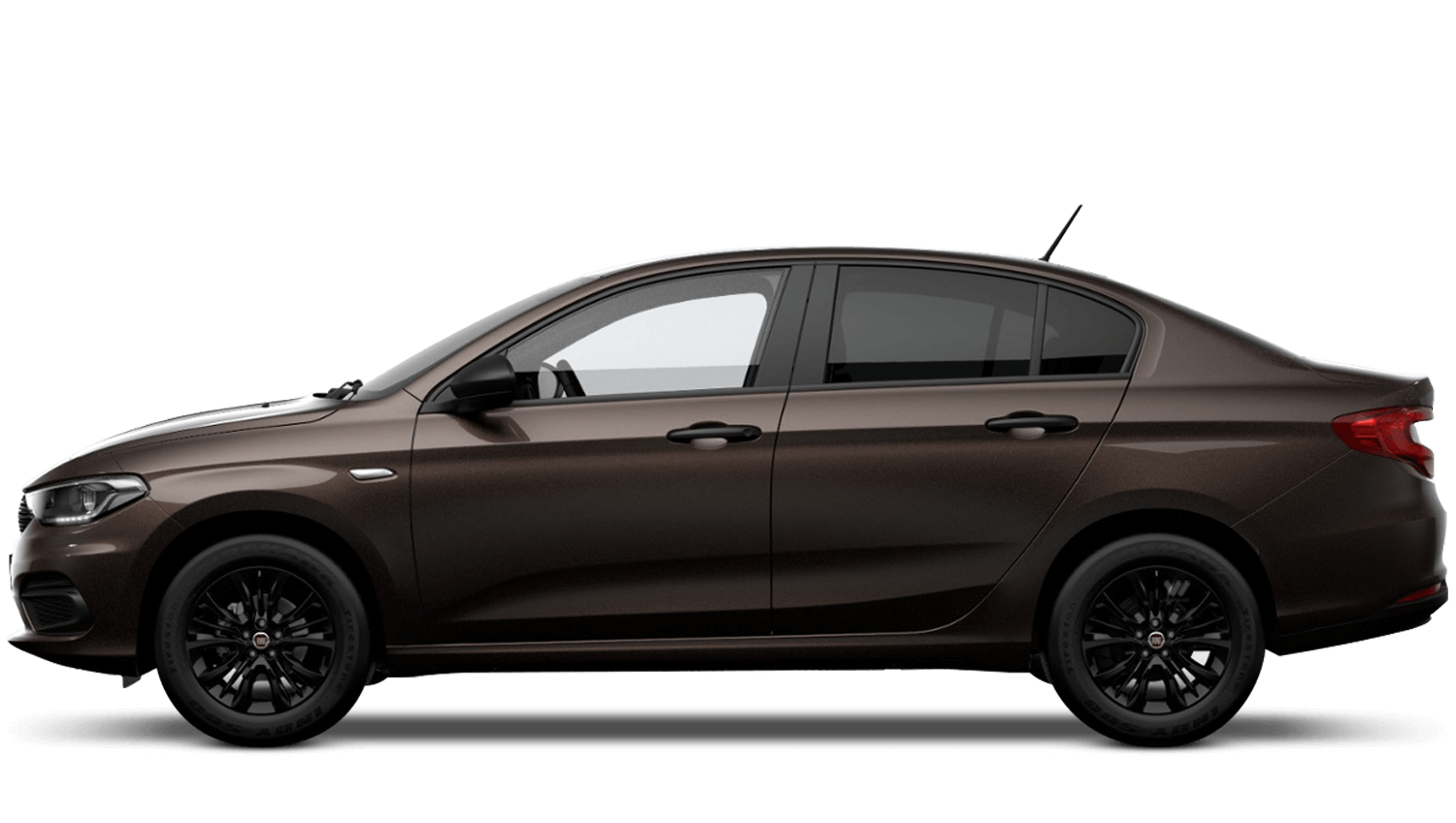 Magnetic Bronze (Metallic) FIAT Tipo Saloon