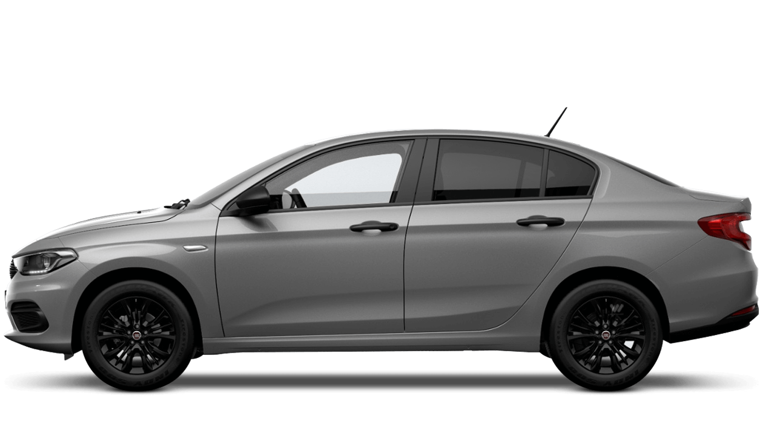 Minimal Grey (Metallic) FIAT Tipo Saloon