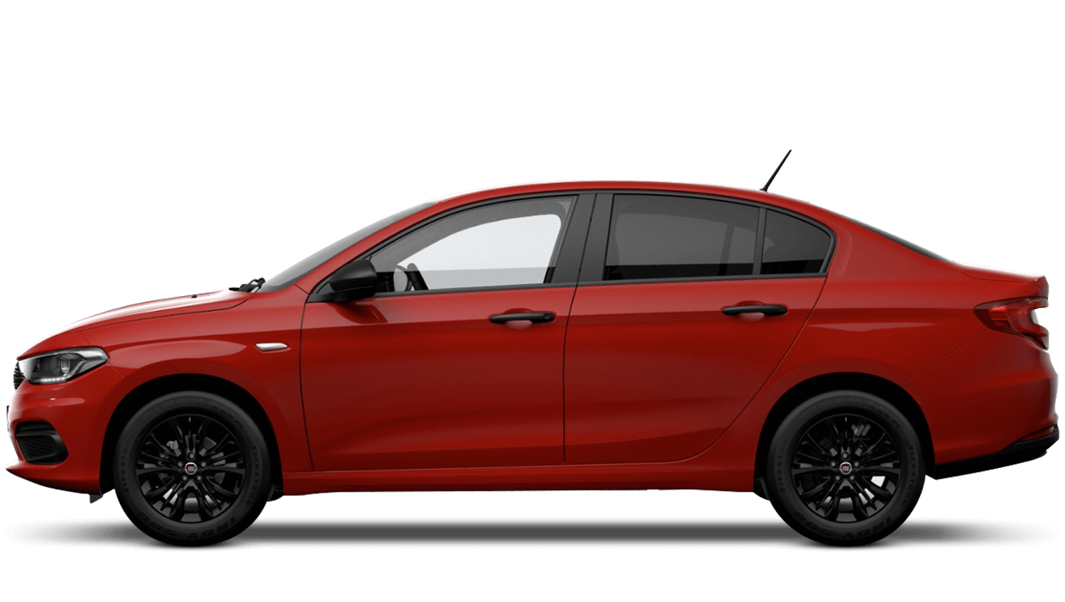 Passion Red (Pastel) FIAT Tipo Saloon
