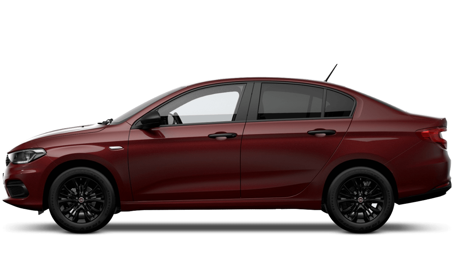 Tango Red (Metallic) FIAT Tipo Saloon
