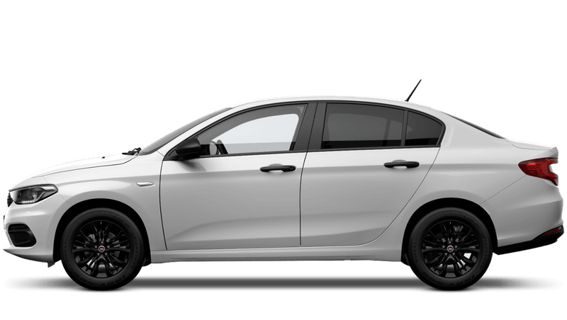 Ambient White (Pastel) FIAT Tipo Saloon