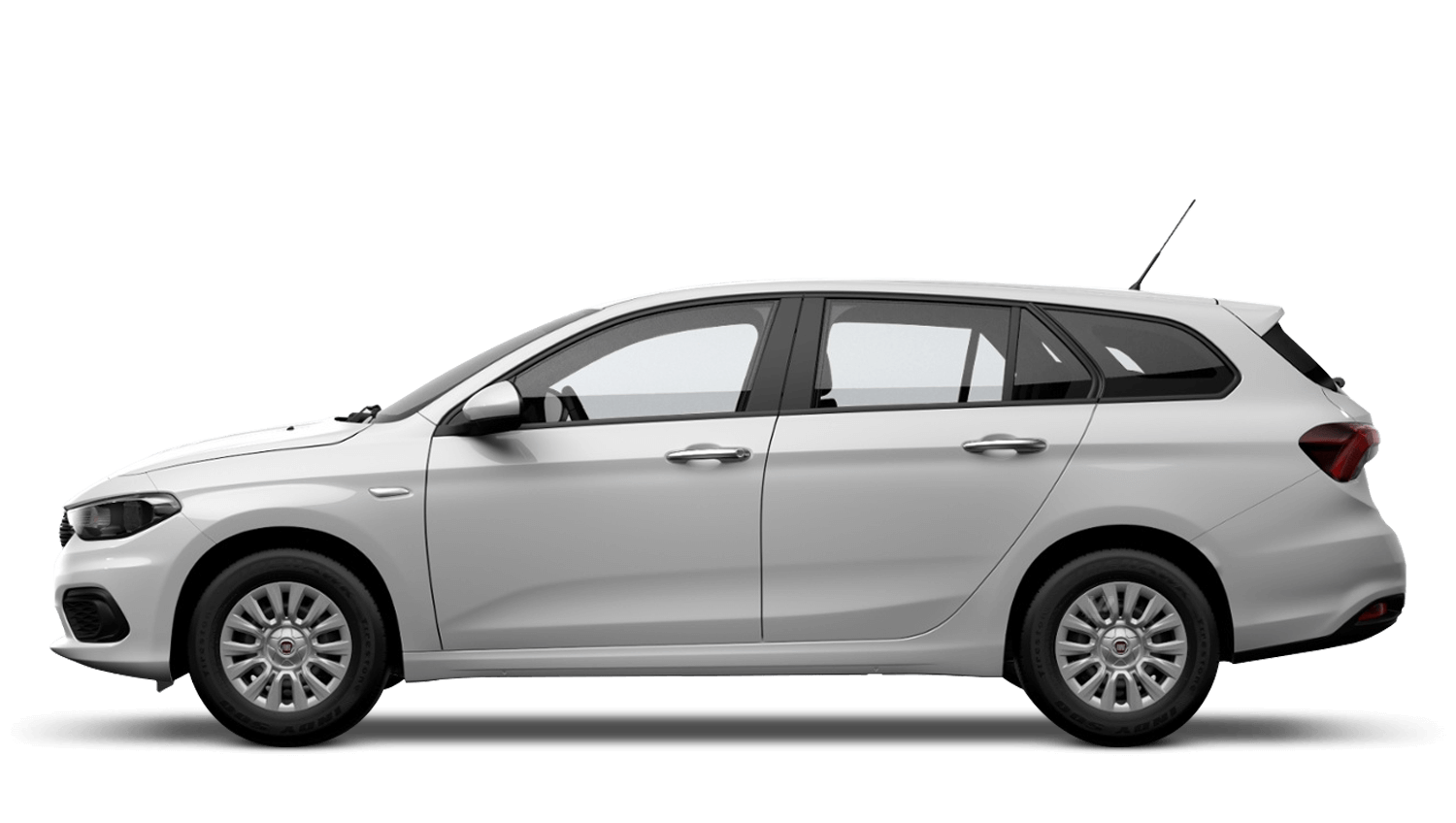 Ambient White (Pastel) FIAT Tipo Station Wagon