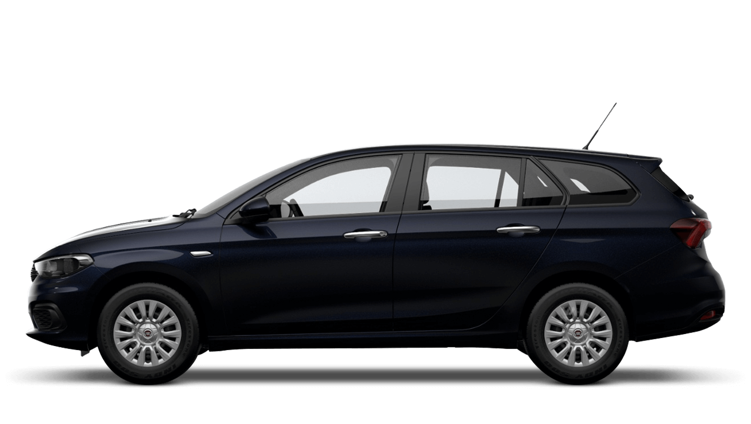Elba Blue (Metallic) FIAT Tipo Station Wagon