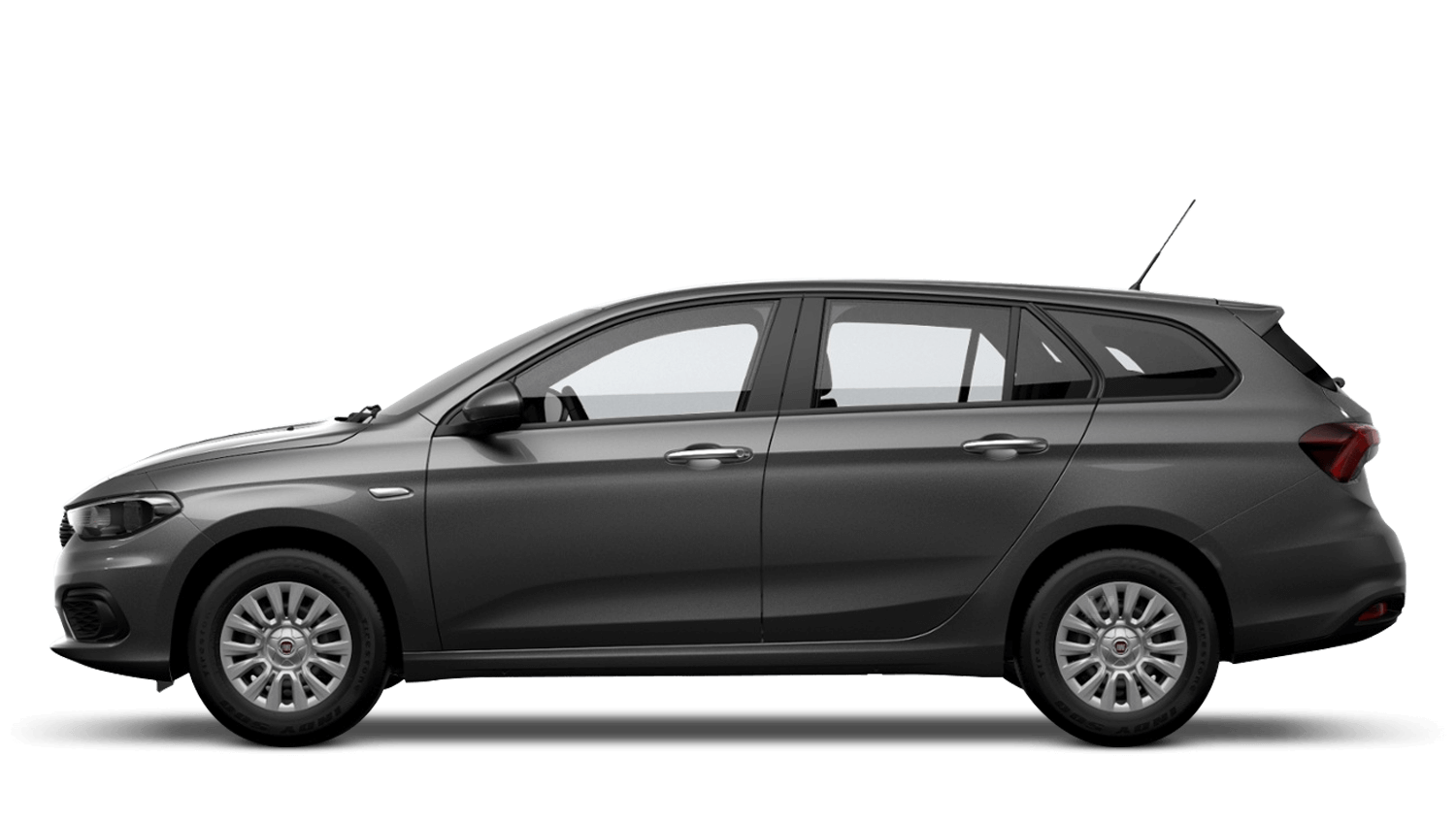 Electroclash Grey (Metallic) FIAT Tipo Station Wagon