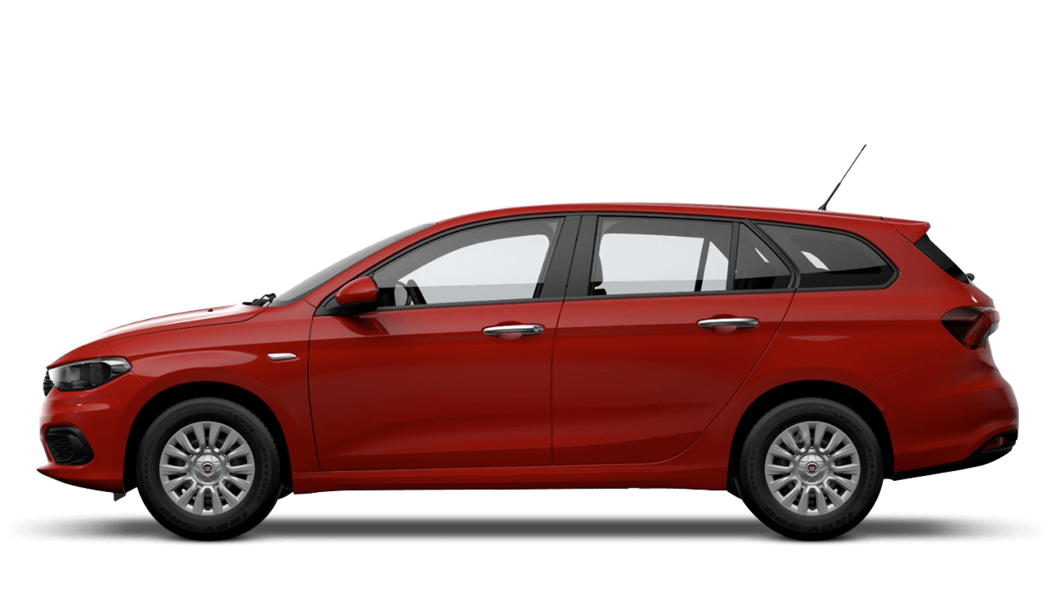 Passion Red (Pastel) FIAT Tipo Station Wagon