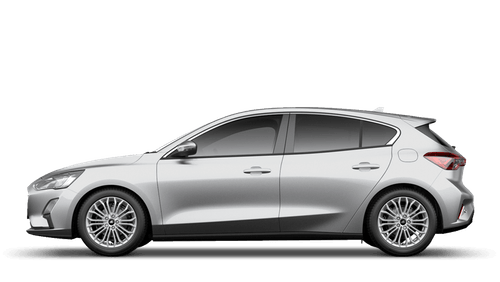 Ford Focus New Titanium X
