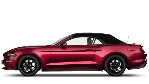 Ford Mustang Convertible New EcoBoost