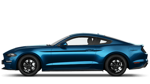 Ford Mustang Fastback New EcoBoost