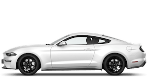 Mustang Fastback New