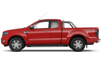 Ford Ranger Limited 1