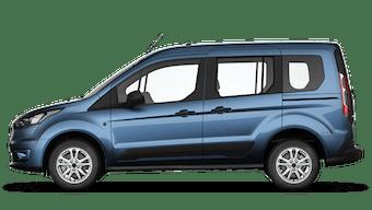 Ford New Tourneo Connect Zetec