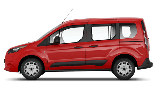 Ford Tourneo Connect Zetec