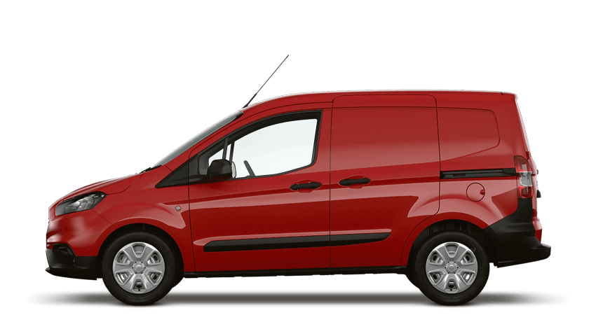 Ford New Transit Courier