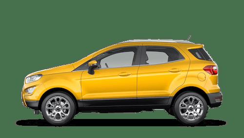 ford EcoSport Titanium Offer