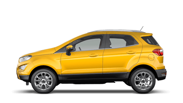 Brand New Ford EcoSport Titanium Privilege Offer