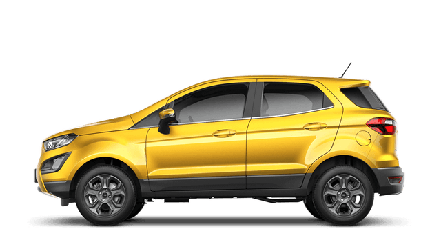 Brand New Ford EcoSport Zetec Offer