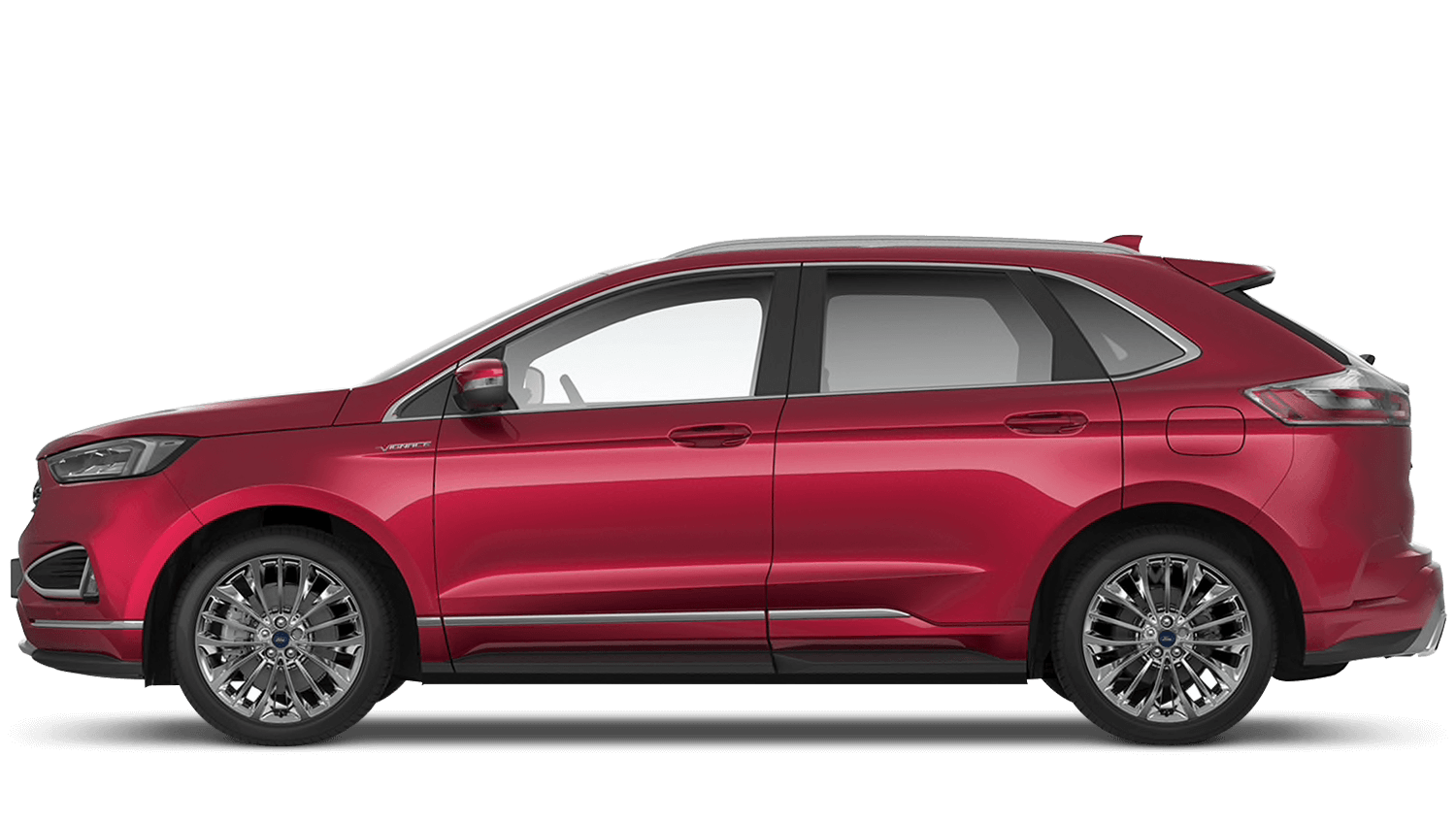 Ruby Red (Exclusive) New Ford Edge