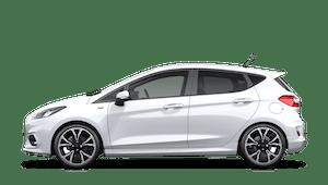 1.0T EcoBoost Mild Hybrid ST-Line X Edition 125PS