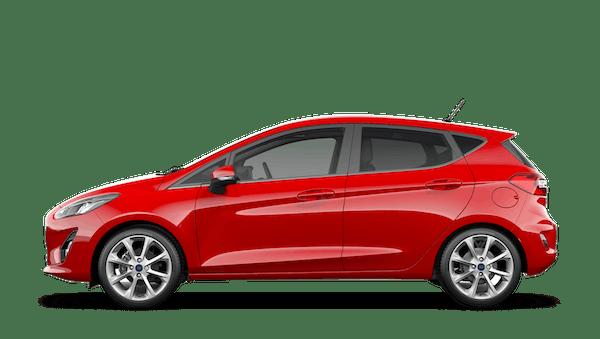Ford Fiesta Titanium X