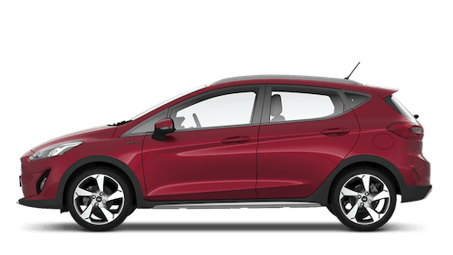 ford Fiesta Active 1 Offer