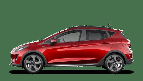 1.0T EcoBoost Mild Hybrid Active Edition 125PS Auto