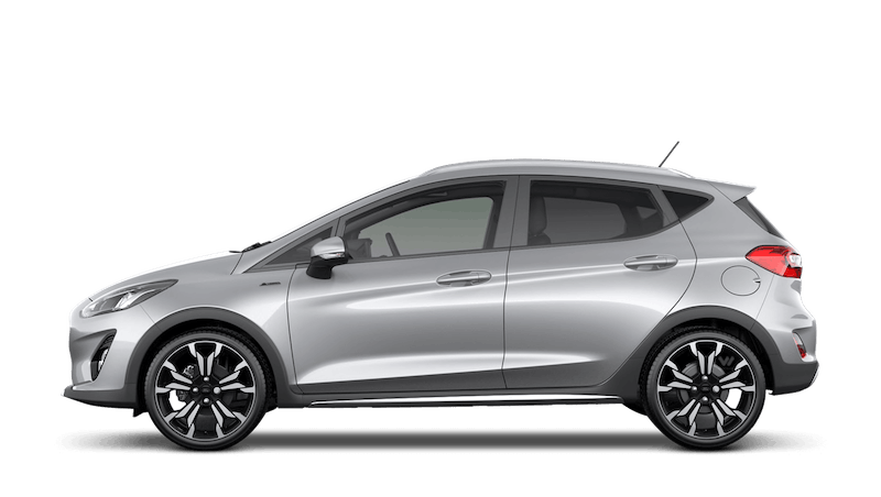 Ford Fiesta Active X Edition