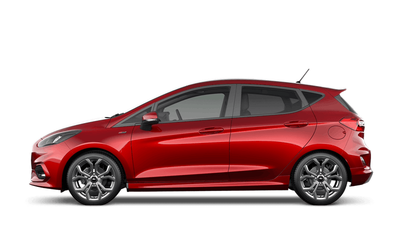 Ford Fiesta ST Line Edition