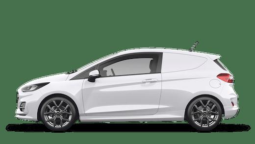 New Ford Fiesta Van Brochure