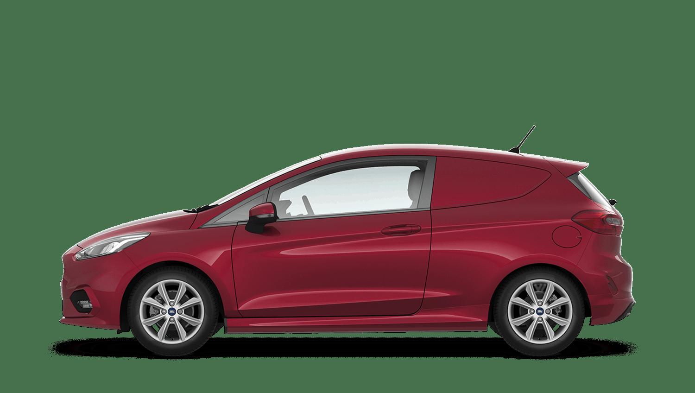 Fiesta Van New Van Offers