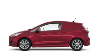 Ford All-New Fiesta Van Sport Van