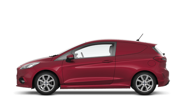 Brand New Ford Fiesta Sport Van Privilege Offer