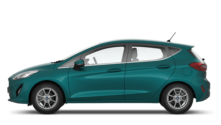 The All-New Ford Fiesta Zetec