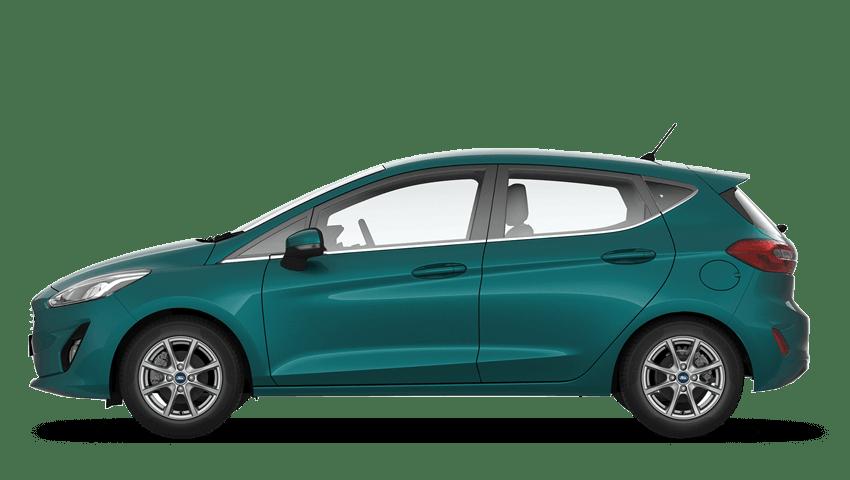The Ford Fiesta Zetec