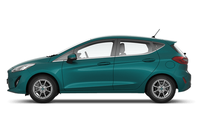 New Ford Fiesta Zetec 5 Door Offer
