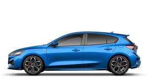 1.0L EcoBoost ST-Line X Edition 125PS Auto